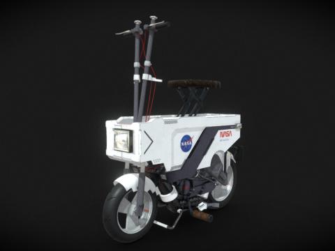 NASA bike