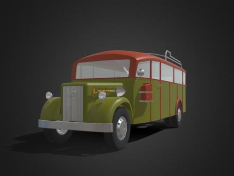 Opel Blitz 1939