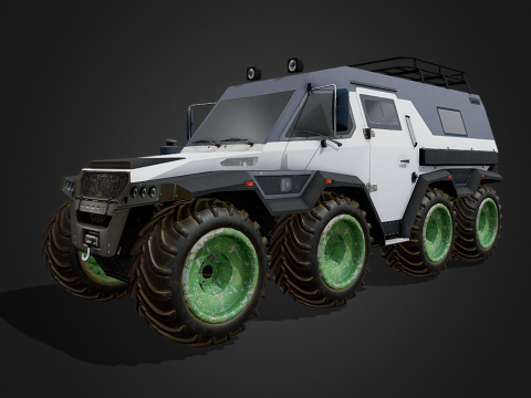 Overlander SUV 8x8