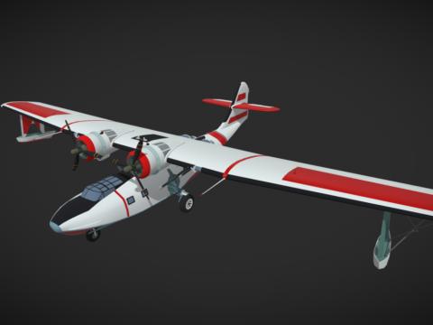 PBY 6A Catalina USACG
