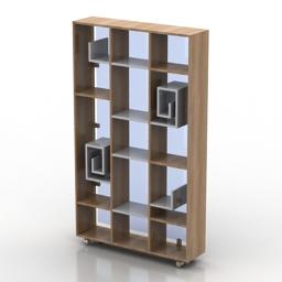 Rack mobile 3d model