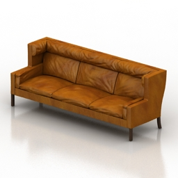 Sofa Cosmorelax Coupe 2192 3d model