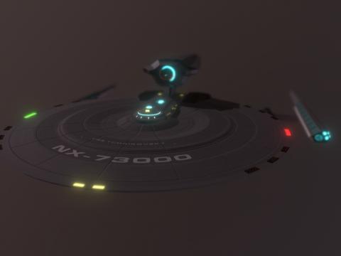 United Star-Ship Tchaikovsky | NX - 73000