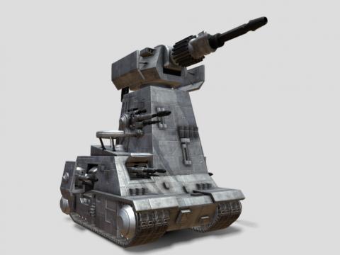 XR-85 Tank Droid