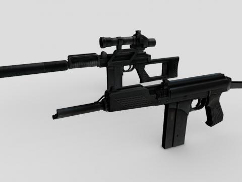 9A-91 & VSK-94