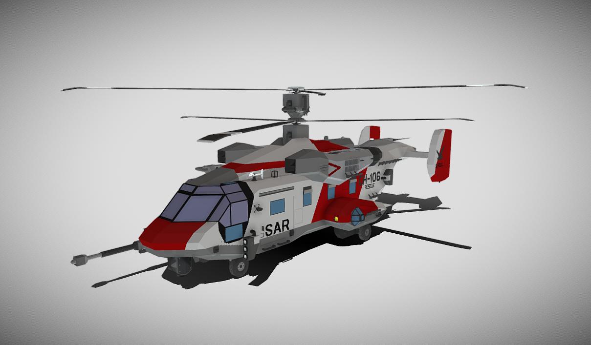 CH-106 Seagull