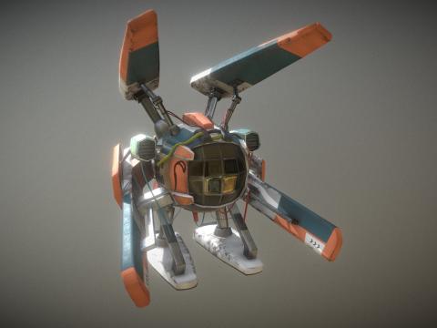 Corethicorn S-17