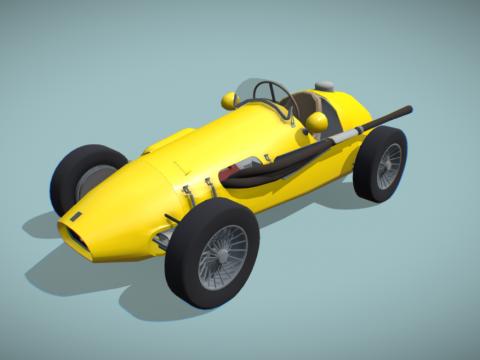 Ferrari Tipo 500 F2 1952