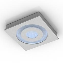 Lamp Donolux DL242GR 3d model