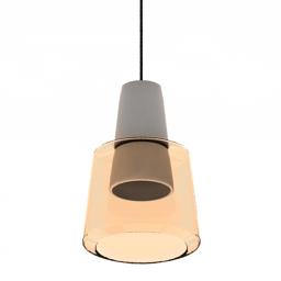 Luster KHOI Leds C4 Pendant lamp 3d model