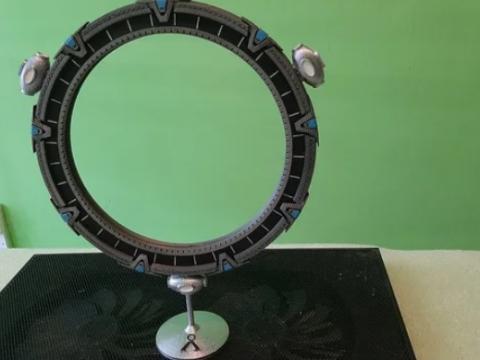 Pegasus Space Gate - Stargate