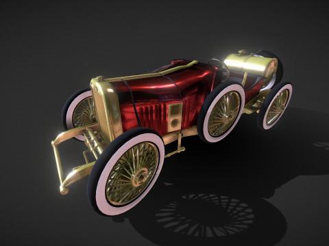 Peugeot based model