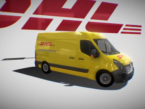 Renault Master DHL