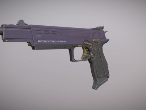 Robotrooper Pistol