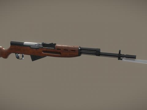 SKS Semi-Auto Rifle