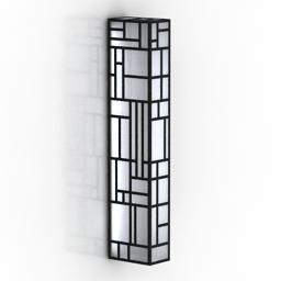 Sconce Skyscraper by Cosmo 3d model