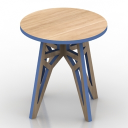 Seat Good Design 3d model
