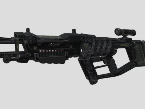 Shotgun Electro M8