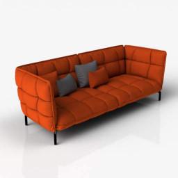 Sofa CH10 3d model