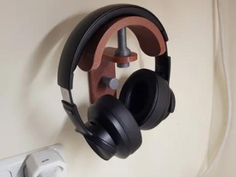 Studio Headphone Holder