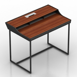 Table d101 hortense Jori 3d model