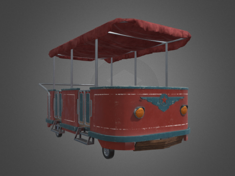 Tram cart