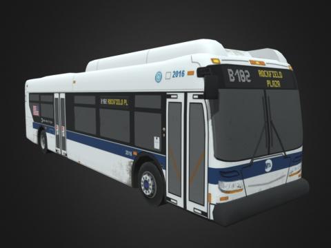 XD40 Bus