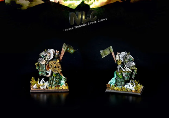 Corbeau Green Knight