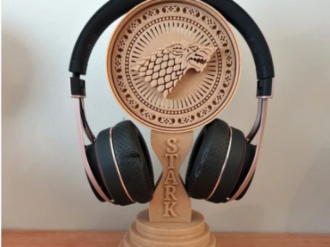 Game of Thrones Headphones Stand (3 designs)