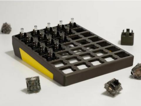 Mechanical Keyboard Switch Lube Station