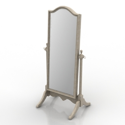 Mirror SmartStuff Cheval 3d model