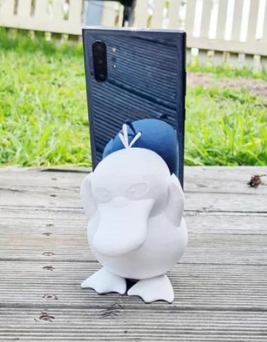 Psyduck Phone Holder