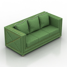 Sofa Homemotions Incognito 3d model