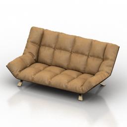 Sofa ht 3d model
