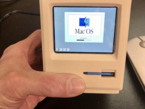 Tiny Mac From a Raspberry Pi Zero W