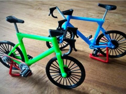 Bycicle Bike model functional Design Merida inspired