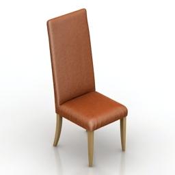 Chair LEYRE Manuel Larraga 3d model