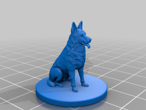 Dog Companions for Zombicide