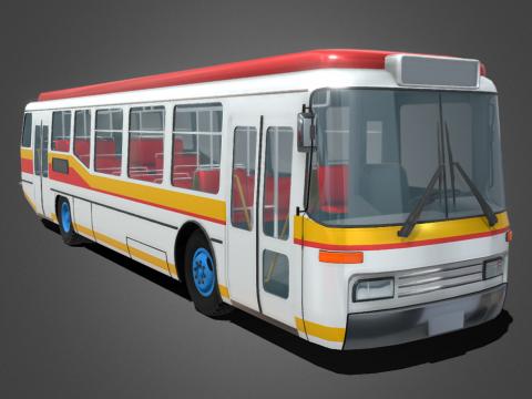 Generic Town Bus