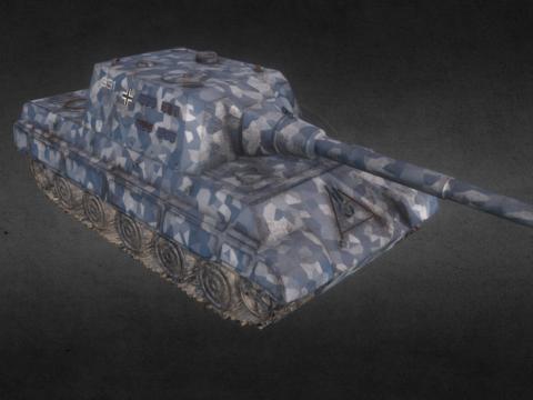 Jagdtiger Tank Destroyer
