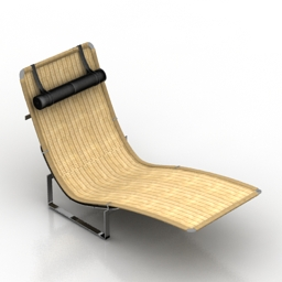 Lounge cosmorelax RK24 3d model