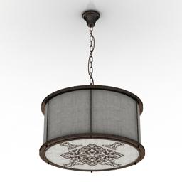 Luster Ceiling light IS 3d model