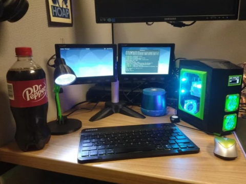 Mini Pi Desktop