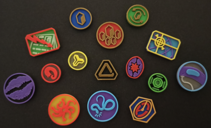 Android: Netrunner - Tokens