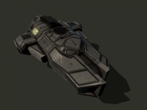 Pandora class gunship