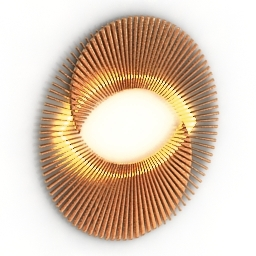 Sconce eye of sauron 3d model