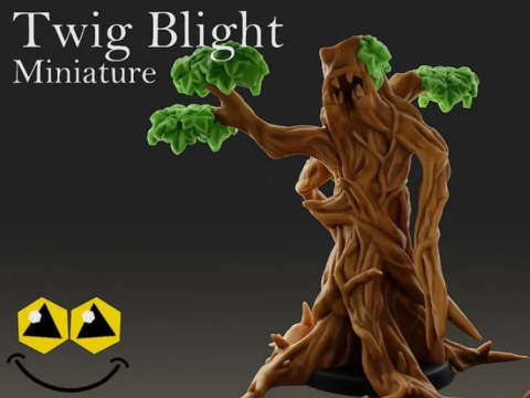 Twig Blight - Tabletop Miniature