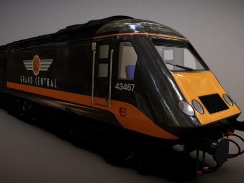 Grand Central Class 43 Train