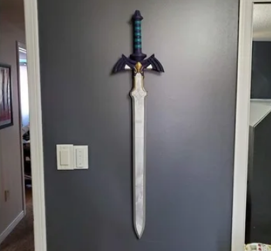 Master Sword Wall Mount