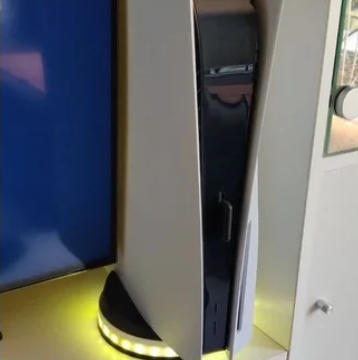 PS5 led